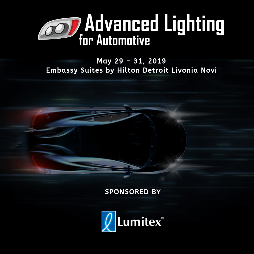 Join Us at Advanced Lighting for Automotive