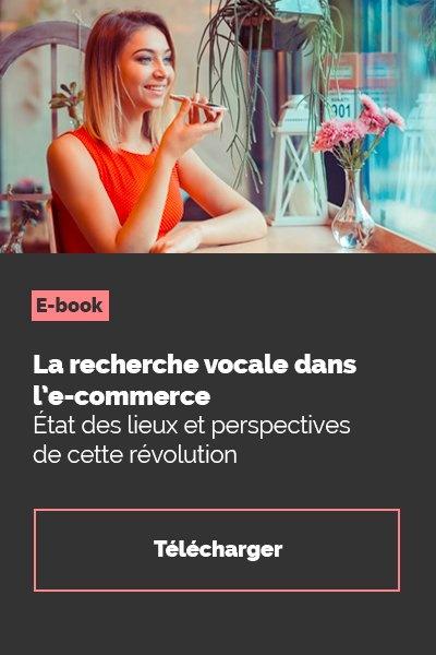La recherche vocale dans l'e-commerce