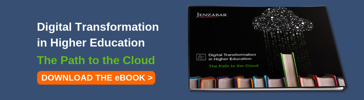 Digital Transformation in Higher Education