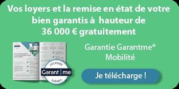 Garantie Garantme Bail Mobilité Loi ELAN