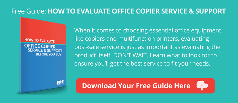 Copier Paper Jam: How to Fix It & Stop It From Happening Again - SOS