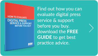 Find out how you can evaluate digital press service and support before you buy. Download the Free Guide to get best practice advice.