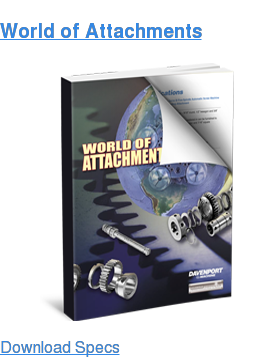 World of Attachments Download Specs