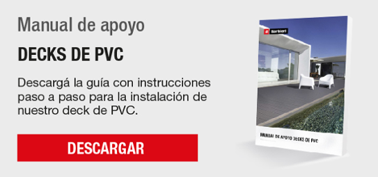 Manual de apoyo decks de pvc