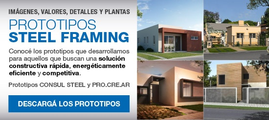 Prototipos Steel Framing