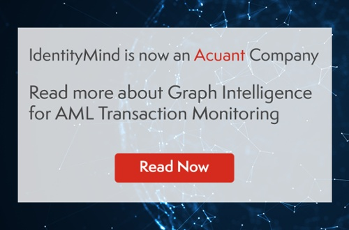 Read blog about AML Transaction Monitoring