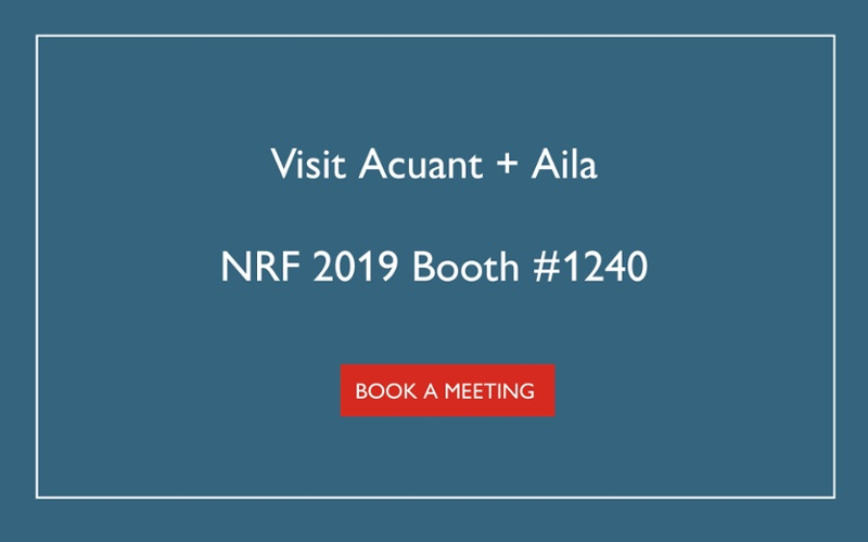 Book a meeting with Acuant at NRF 2019