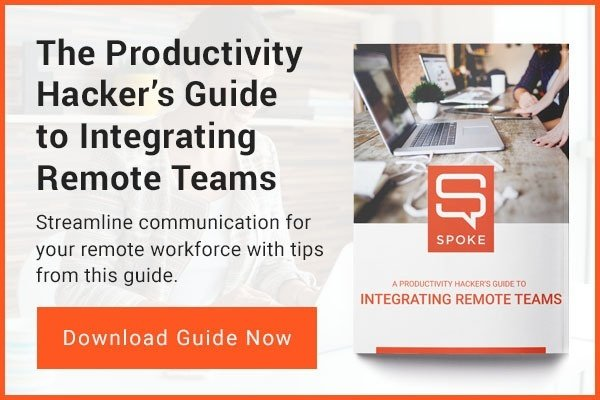 The Productivity Hacker's Guide to Integrating Remote Teams