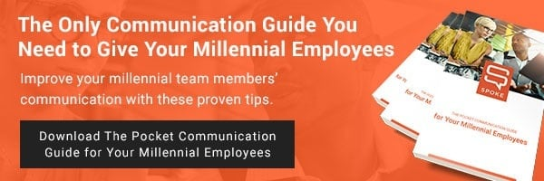 The Pocket Communication Guide for Your Millennial Employees