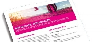 One Pager zu Managed Cloud Operating System (MCOS)
