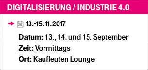 Digitalisierungsberatung / Industrie 4.0