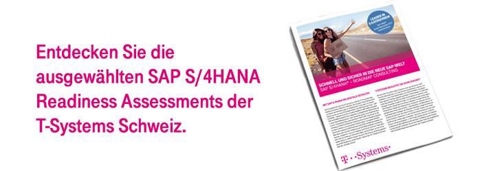 Sind Ihre SAP Systeme fit für eine Umstellung auf SAP HANA?