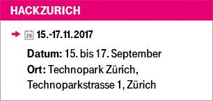HackZurich