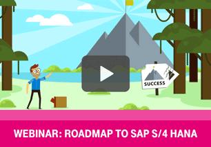 Webinar: Roadmap to SAP S/4 HANA