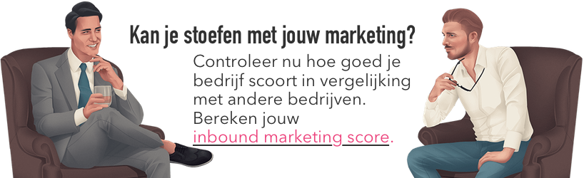 Bereken jouw inbound marketing score