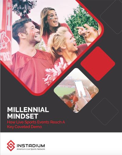 """Get the """"Millennial Mindset"""" Study"""