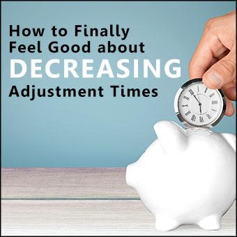 Chiropractor Guide to Decreasing Adjustment Times