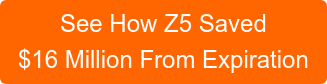 See How Z5 Saved $16 Million From Expiration