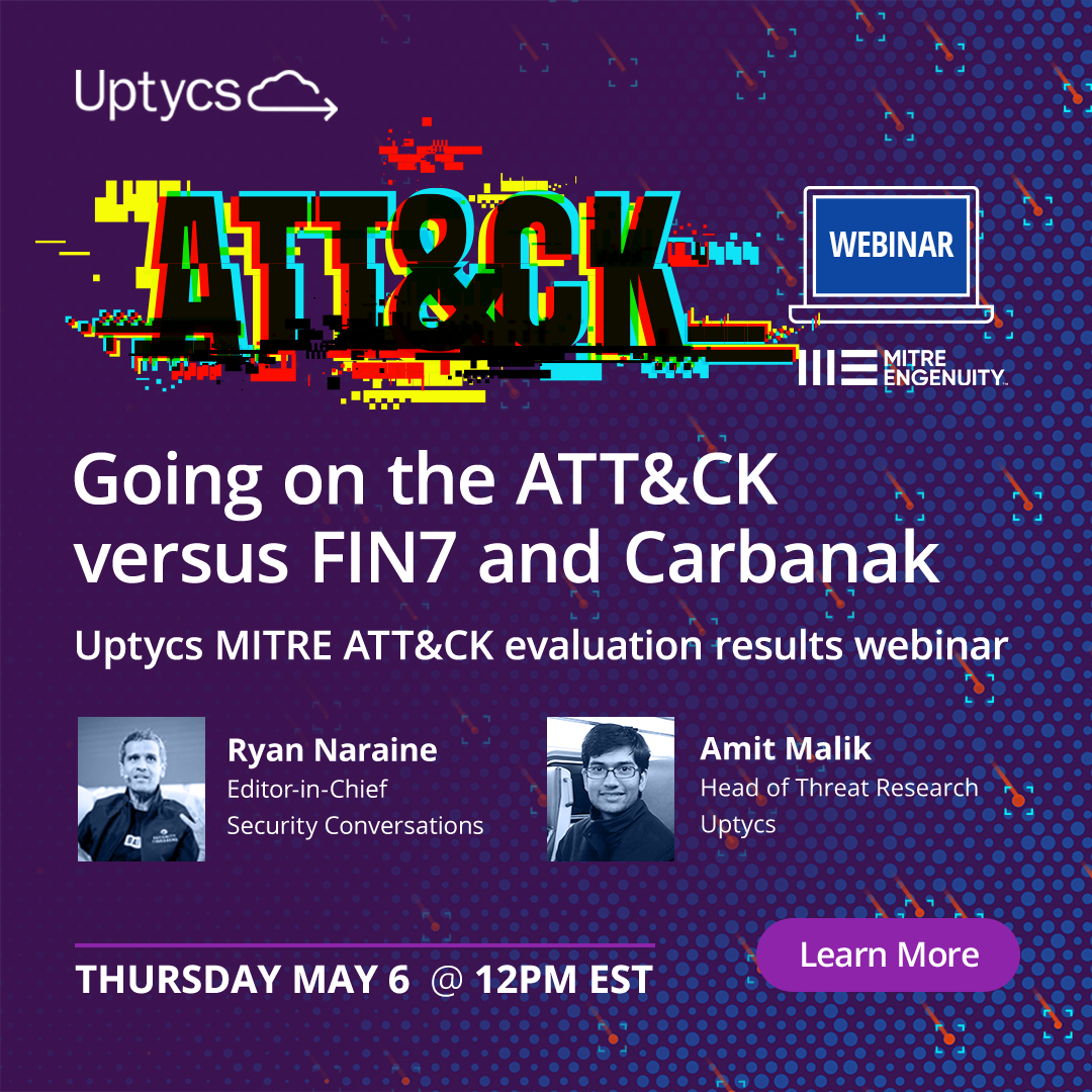 Join our on-demand webinar: Going on the ATT&CK versus FIN7 and Carbanak
