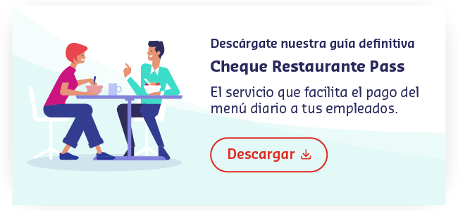 La guía definitiva del cheque RESTAURANTE PASS