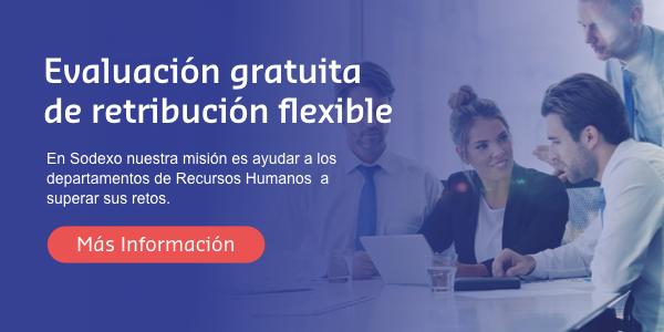 evaluación gratuita de retribución flexible