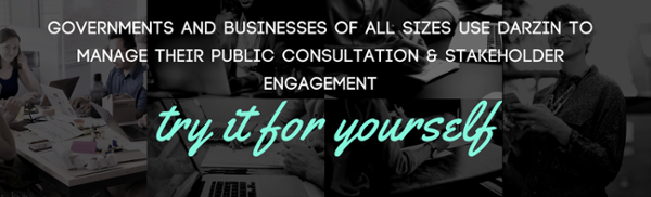 Try Darzin Stakeholder Management System for free