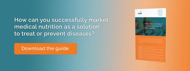 Marketing medical nutrition SKIM guide