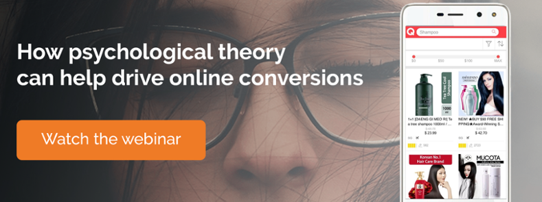 How psychological theory can help drive online conversions