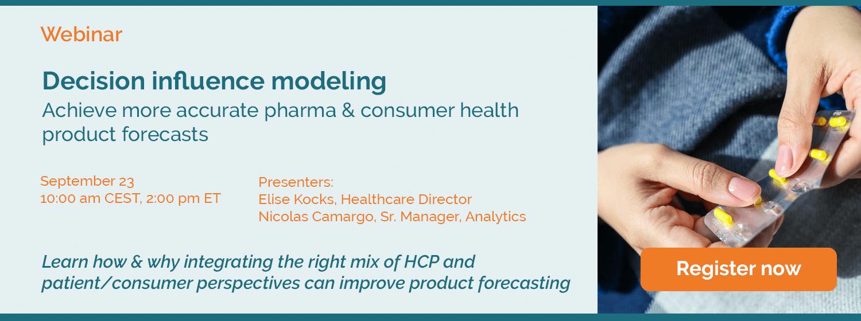 Pharma & consumer health product forecast