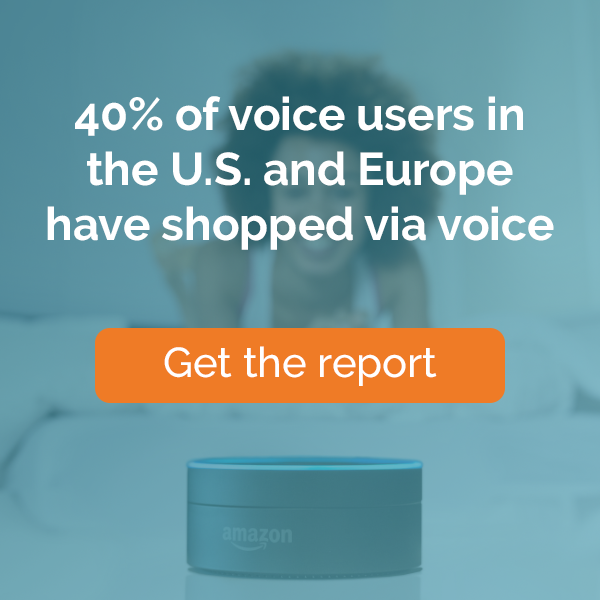 Voice tech trends report