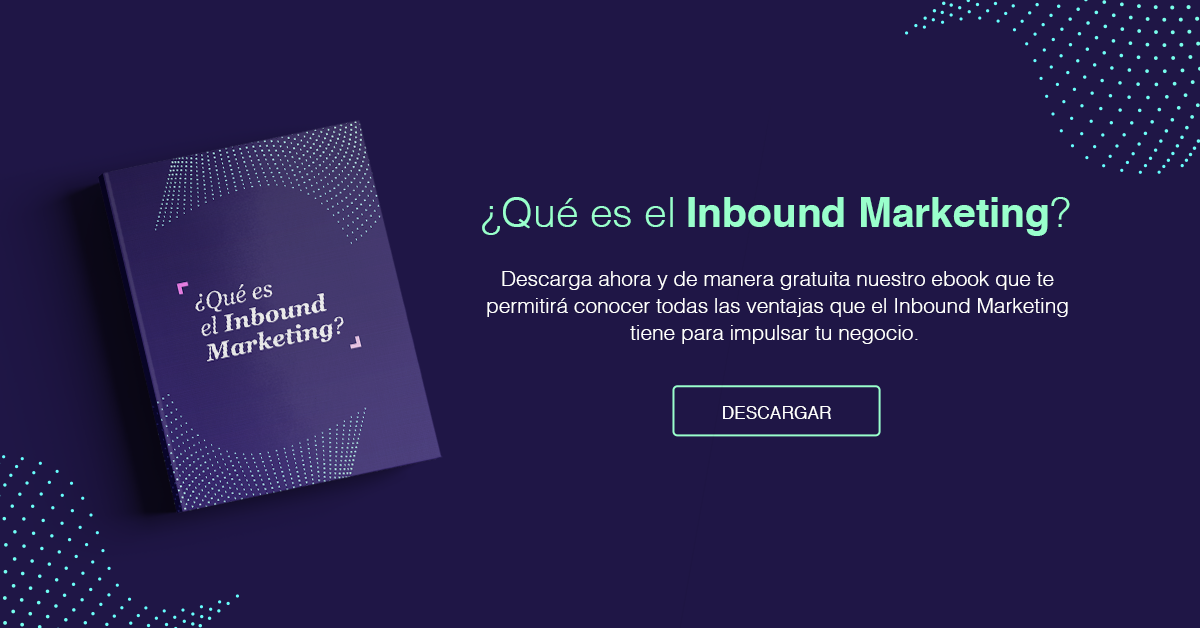 eBook - Qué es el Inbound Marketing