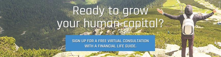 Free Virtual Consultation with a Financial Life Guide
