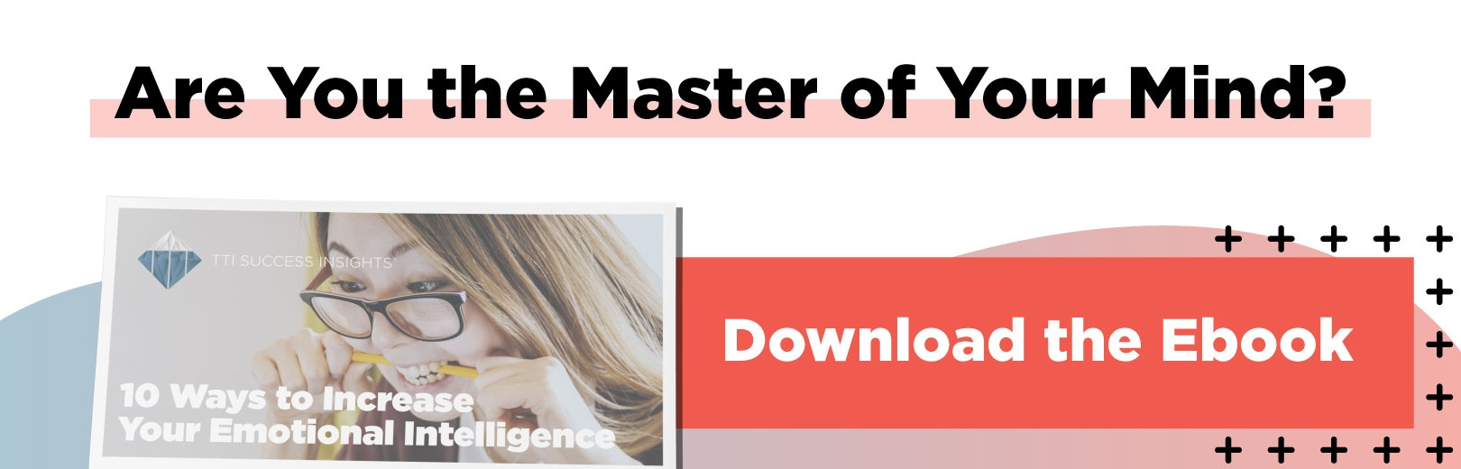 Are You the Master of Your Mind? 10 Ways to Increase Your Emotional Intelligence. Download the Ebook