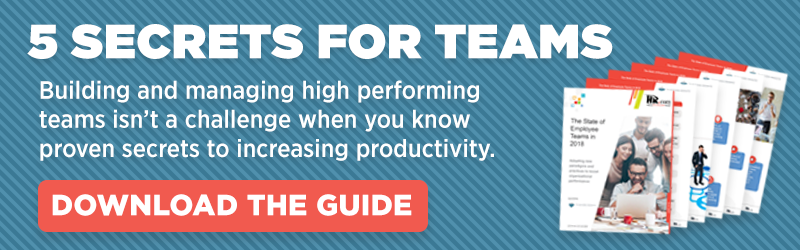 download a free ebook about 5 secrets for managing high performing teams