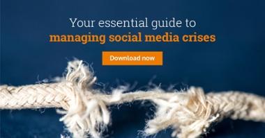 Crisp's Crisis Comms in Social PR report