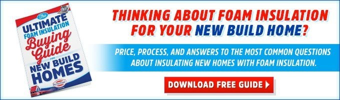 Ultimate Foam Insulation Buying Guide for New Build Homes