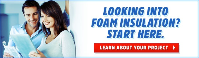 Learn about foam insulation