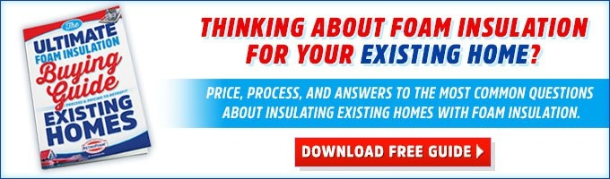 Ultimate Foam Insulation Buying Guide for Existing Homes