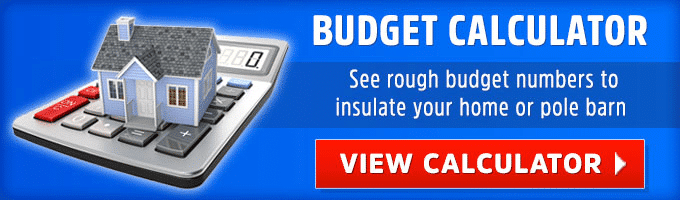 Insulation Budget Calculator