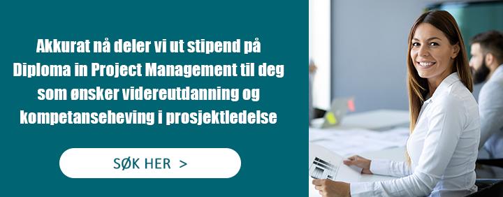 Søk stipend for Diploma in Project Management