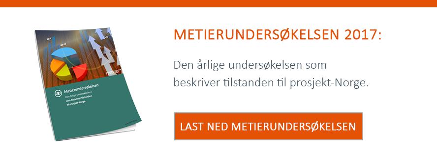 Last ned Metierundersøkelsen 2017