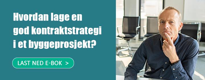 Hvordan lage en god kontraktstrategi i et byggeprosjekt?