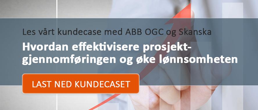 Last ned vårt kundecase med ABB OGC og Skanska