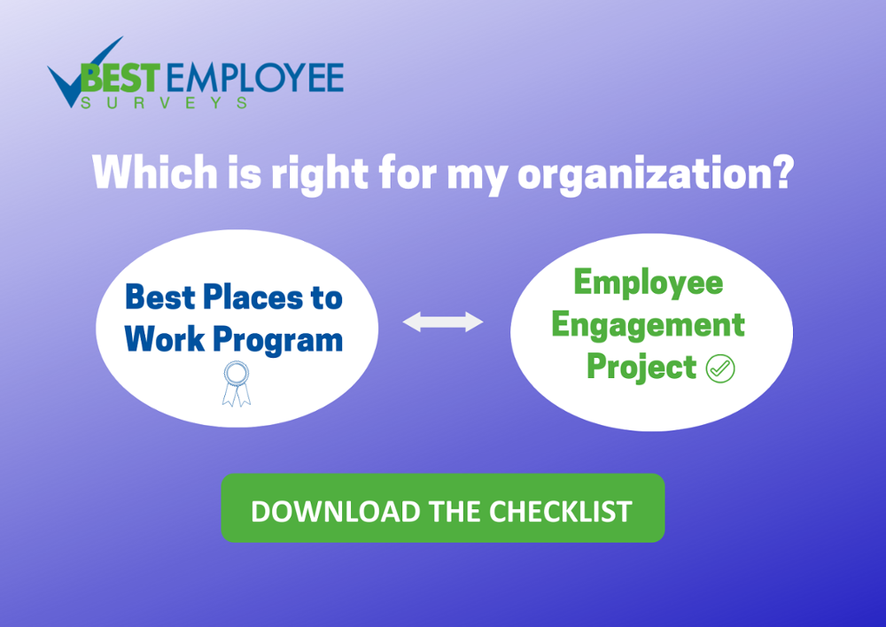 Which is best for your organization? Free Checklist