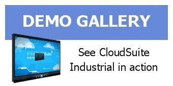 CloudSuite Industrial demo