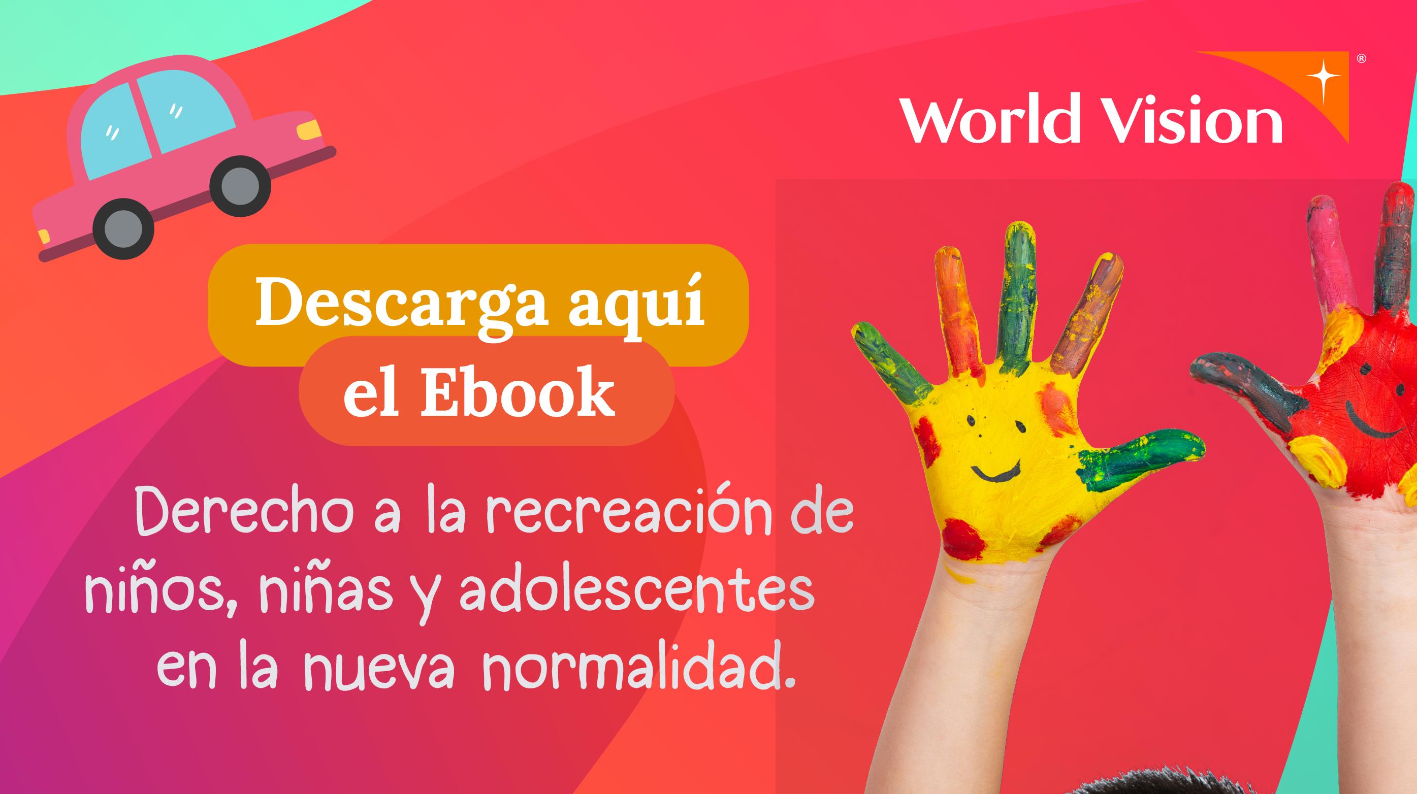 Libro para la recreación de niños