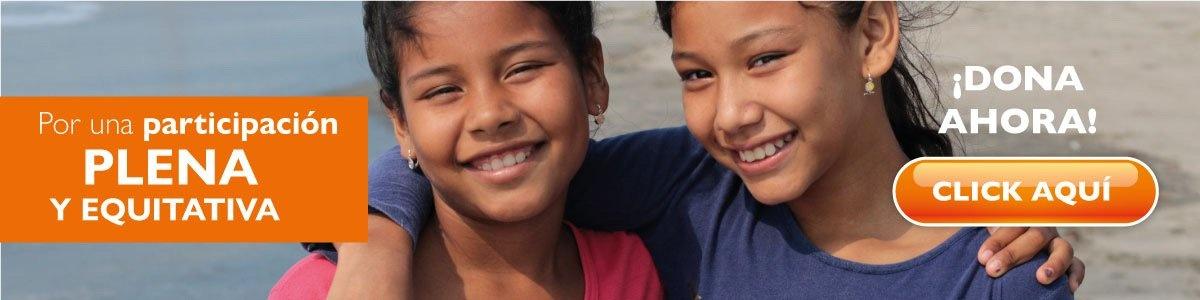 Donaciones World Vision