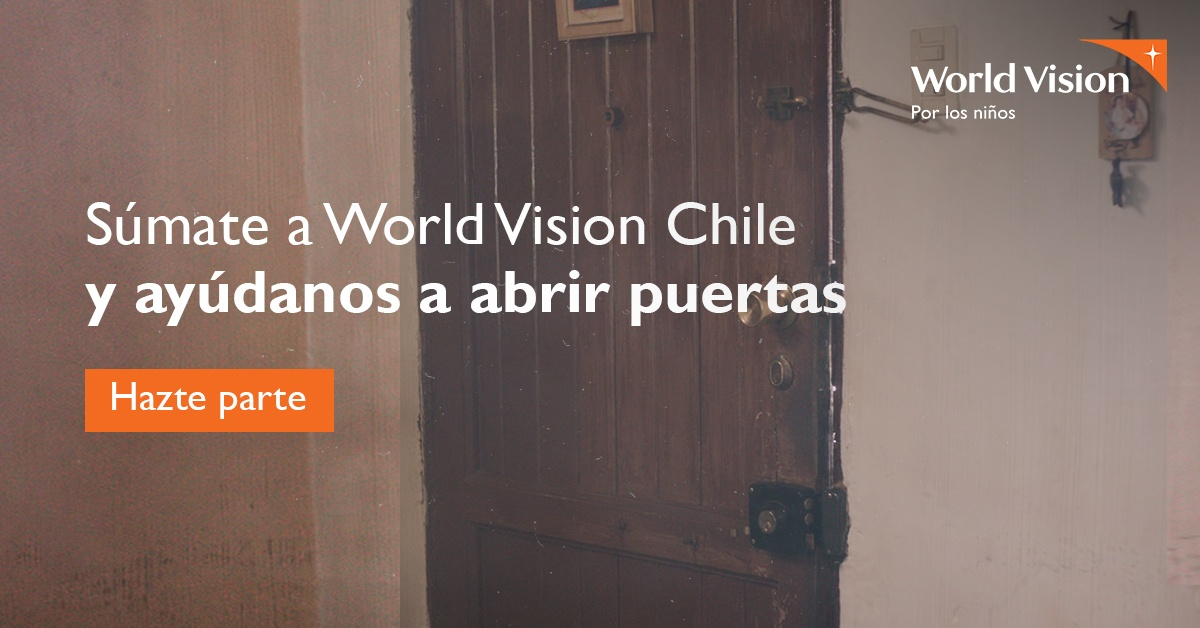 Súmate a World Vision Chile