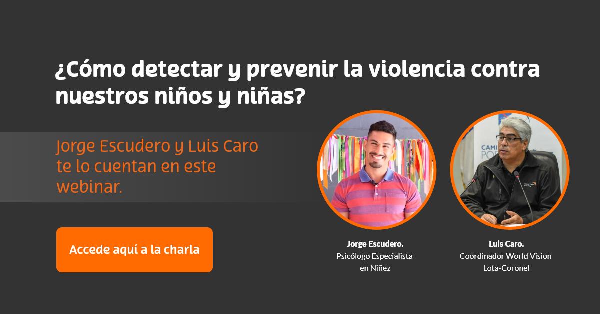 Previniendo la violencia en la niñez