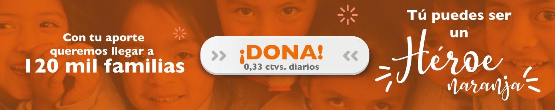 Donación World Vision